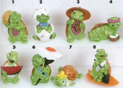 quelques tortues célèbres -- 6